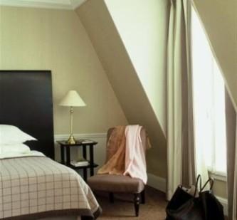 Una suite del Hotel Thérèse de París (imagen procedente de es.escapio.com)