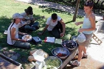 Productos de Arcosanti-Garden. Foto: focus.de/reisen