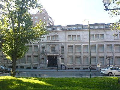 Fachada del antiguo Colegio de El Salvador, de Valladolid (imagen procedente de es.wikipedia.org)