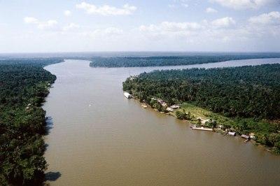 El delta del Orinoco, en imagen procedente de costadevenezuela.org
