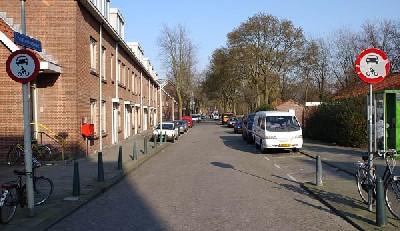 Dordtsestrweg, en Rotterdam (imagen procedente de rotterdam010.nl)