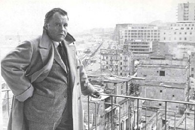Otro fotograma de Le mani sulla città (Francesco Rossi, 1963)