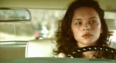 Norah Jones, en una imagen del vídeo de Come away with me (youtube.com).