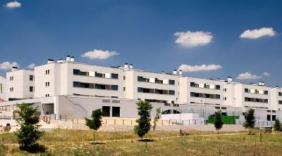Residencial Guadarrama en Arroyomolinos, Madrid (imagen procedente de aldesa.es)