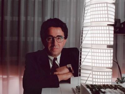 Santiago Calatrava, en una imagen procedente de arqhys.com