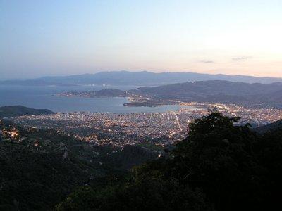 La ciudad griega de Volos, en una imagen de worldcityphotos.org/Greece.