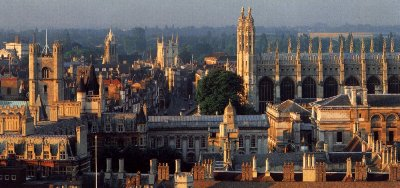El centro de Cambridge, Inglaterra (imagen procedente de ccwe.files.wordpress.com).