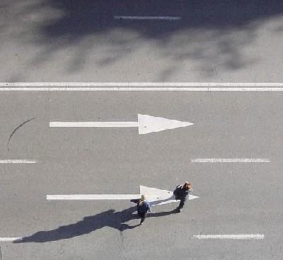 Imagen que acompaña al texto de José Antonio Millán titulado `Caminante en un paisaje inmenso´ (de jamillan.com)
