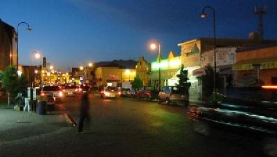 Una imagen de Ciudad-Juárez (procedente de interet-general.info)