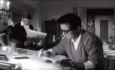Un fotograma de La gran familia (Fernando Palacios, 1962)