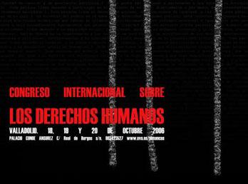 Congreso Int derechos humanos
