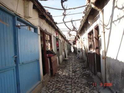 Una calle de Corum, ciudad turca de más de 160.000 habitantes (imagen procedente de static.panoramio.com).