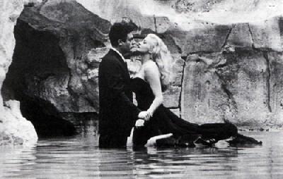 Fotograma de La dolce vita, 1960