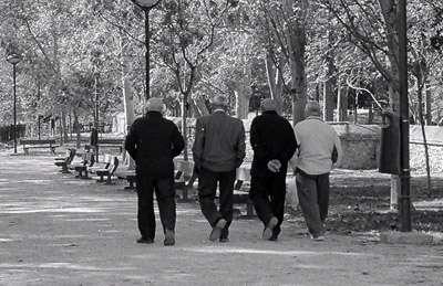 De paseo (Imagen procedente de zaragozame.com)