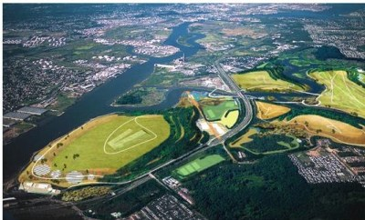 The Fresh Kills Park Draft Master Plan (imagen procedente de nyc.gov)