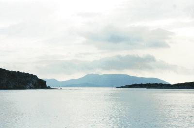 Islas Cícladas, entre Santorini y Naxos (imagen procedente de 4321.co.il/property)