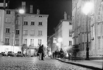 Imagen del barrio de Saint-Jean en el viejo Lyon (procedente de vanupied.com)
