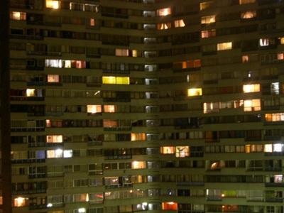 De noche frente a mi ventana (Foto cargada por action datsun el 9 de mayo de 2008, en farm4.static.flickr.com)