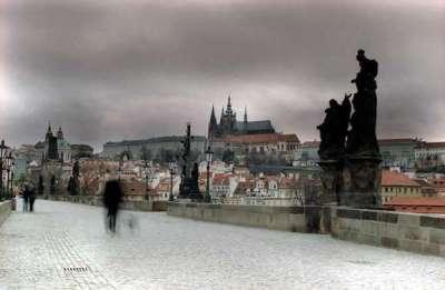 Praga con frío y nieve (foto de jana77, procedente de media.photobucket.com)