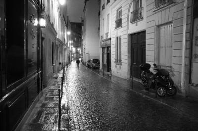 Calle Servandoni, París, Hotel Luxembourg Parc (imagen procedente de tripadvisor.es)
