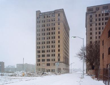 Detroit hoy (una imagen de Alec Soth, procedente de telegraph.co.uk)