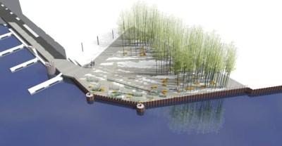 Una propuesta de StoSS Landscape Urbanism (procedente de archpaper.com)