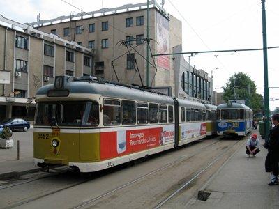 Tranvías rumanos (imagen de tramways-romania2007.blogspot.com)