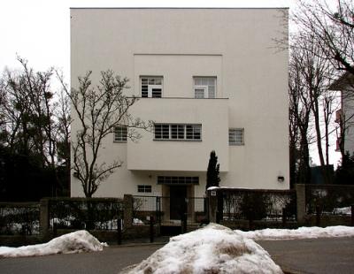 Villa Moller, proyectada por Adolf Loos (imagen procedente de flickr.com, cargada por Dioest el 26 de febrero de 2009)