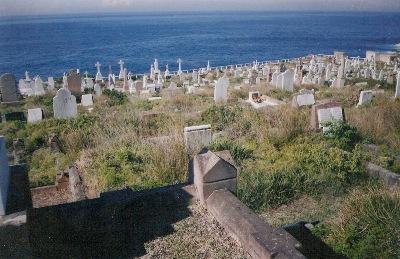Melinda´s Grave at Waverley Cemetery (imagen de nellibell48, cargada el 16 de abril de 2008 en melindakendall.wordpress.com)
